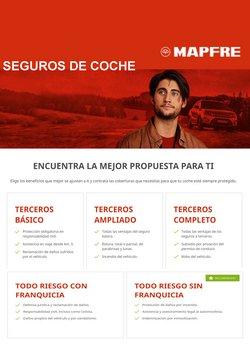 Ofertas de Bancos y Seguros en el catálogo de MAPFRE ( 13 días más)