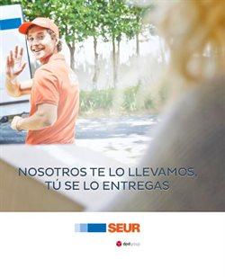 Ofertas de SEUR  en el folleto de Mataró