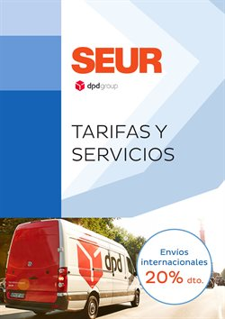 Ofertas de Libros y papelerías  en el folleto de SEUR en Jerez de la Frontera