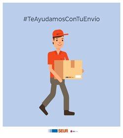 Ofertas de Libros y papelerías  en el folleto de SEUR en Lugo