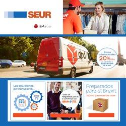 Catálogo SEUR en Huelva ( Más de un mes )
