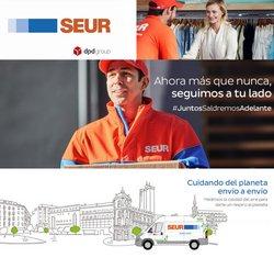 Catálogo SEUR en Sanlúcar de Barrameda ( 27 días más )