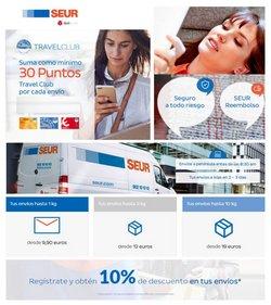 Catálogo SEUR en Torrevieja ( 6 días más )