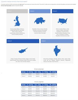 Ofertas de Viajes a América en SEUR