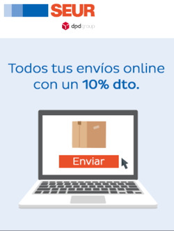 Ofertas de SEUR  en el folleto de Madrid