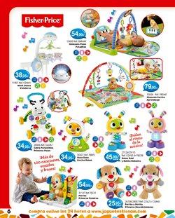 Ofertas de Fisher-Price  en el folleto de Tió Sam en Madrid