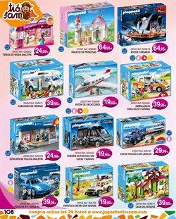 Ofertas de Playmobil  en el folleto de Tió Sam en Madrid