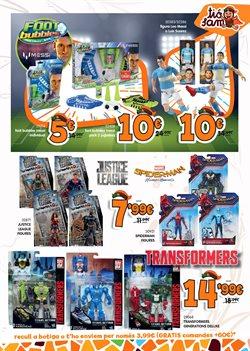 Ofertas de Botas de fútbol  en el folleto de Tió Sam en Madrid