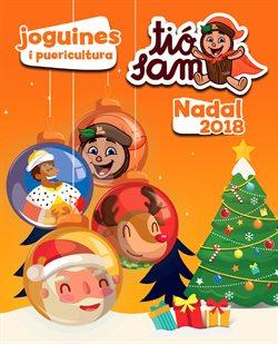 Ofertas de Juguetes y bebes  en el folleto de Tió Sam en Sant Joan Despí