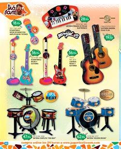 Ofertas de Instrumentos musicales  en el folleto de Tió Sam en Madrid