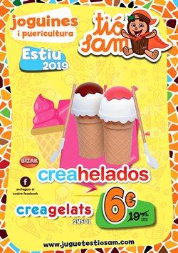 Ofertas de Juguetes y bebes  en el folleto de Tió Sam en Sant Cugat del Vallès