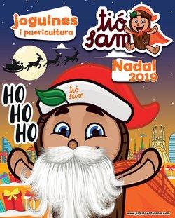 Ofertas de Juguetes y Bebés  en el folleto de Tió Sam en Sant Adrià de Besós