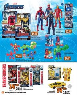 Ofertas de Juegos Transformers en Tió Sam