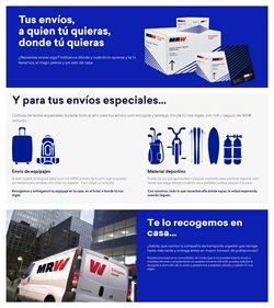 Ofertas de Libros y papelerías  en el folleto de MRW en Almenara