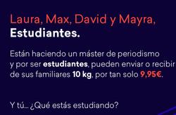 Ofertas de Libros y papelerías  en el folleto de MRW en Algeciras