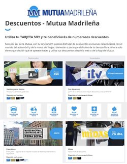 Ofertas de Mutua Madrileña en el catálogo de Mutua Madrileña ( Caducado)