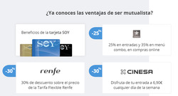 Ofertas de Mutua Madrileña  en el folleto de Madrid