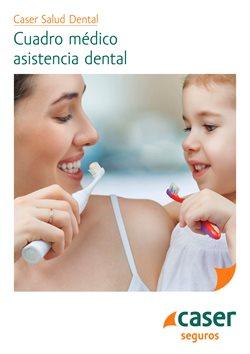 Ofertas de Bancos y seguros  en el folleto de Caser Seguros en Córdoba