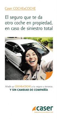 Catálogo Caser Seguros en Ávila ( Más de un mes )