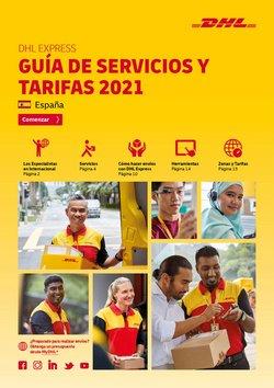 Catálogo DHL ( Más de un mes)