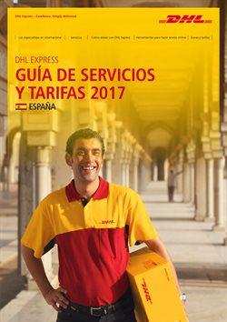 Ofertas de DHL  en el folleto de Madrid