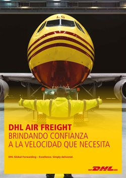 Ofertas de DHL  en el folleto de Madrid