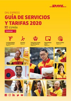 Catálogo DHL en Lugo ( Más de un mes )