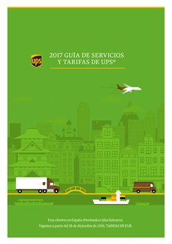 Ofertas de ups  en el folleto de L'Hospitalet de Llobregat