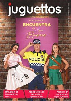 Ofertas de Juguetes y bebes  en el folleto de Juguettos en Pamplona