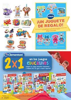 Ofertas de Libros infantiles  en el folleto de Juguettos en Madrid