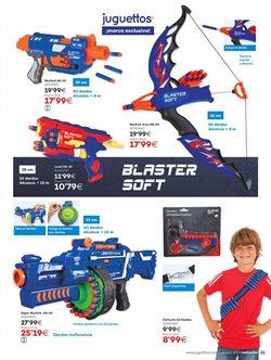 Ofertas de Pistola de juguete  en el folleto de Juguettos en Madrid