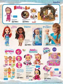 Ofertas de Frozen  en el folleto de Juguettos en Madrid