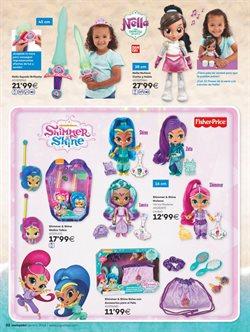 Ofertas de Accesorios para muñecas  en el folleto de Juguettos en Madrid