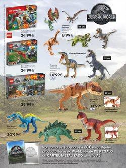 Ofertas de Dinosaurios  en el folleto de Juguettos en Madrid
