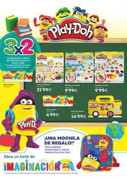 Ofertas de Mister Potato  en el folleto de Juguettos en Madrid