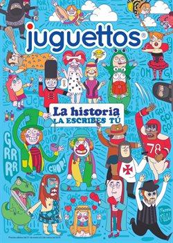 Ofertas de Juguetes y bebes  en el folleto de Juguettos en Palencia
