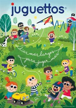 Ofertas de Juguetes y bebes  en el folleto de Juguettos en Granada