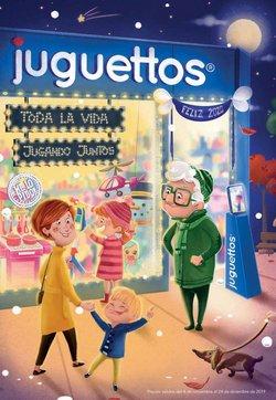 Ofertas de Juguetes y bebes  en el folleto de Juguettos en Haro
