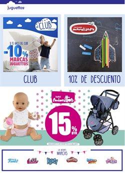 Ofertas de Juguetes y Bebés en el catálogo de Juguettos en El Puerto De Santa María ( 3 días más )