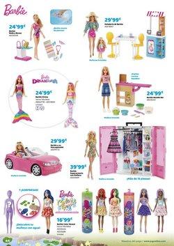 Ofertas de Barbie en Juguettos