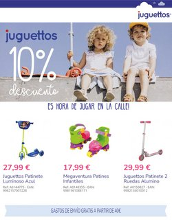 Catálogo Juguettos ( 8 días más)