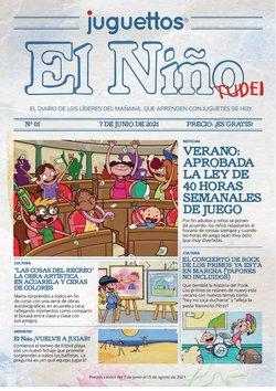 Catálogo Juguettos ( 18 días más)