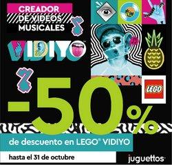 Catálogo Juguettos ( 3 días más)