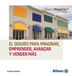 Ofertas de Allianz  en el folleto de Alcorcón