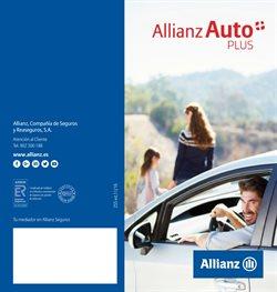 Ofertas de Bancos y seguros  en el folleto de Allianz en Puçol