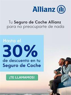 Ofertas de Allianz en el catálogo de Allianz ( Caducado)