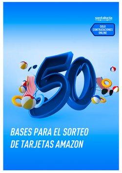 Ofertas de Bancos y Seguros en el catálogo de Santalucía ( 29 días más)