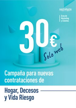 Catálogo Santalucía ( Caducado)