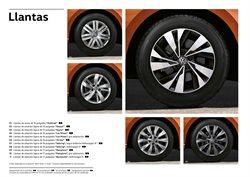 Ofertas de Llantas  en el folleto de Volkswagen en Córdoba