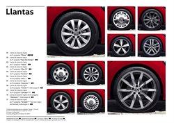 Ofertas de Llantas  en el folleto de Volkswagen en Madrid